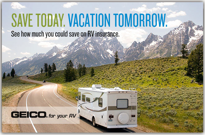Geico; Save today, vacation tomorrow